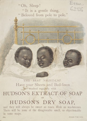 Advert For Hudson's Extract Of Soap(014EVA000000000U06356000)